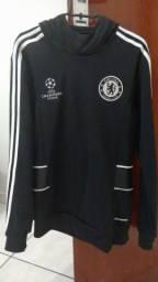 Agasalho Com Capuz adidas Chelsea 2013/2014 Importado Champions League