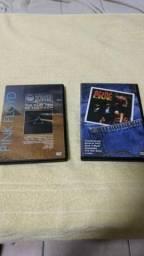 DVD Pink Floyd e AC/DC