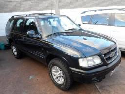 Gm Blazer DLX Executive 4.3 V6 Automática 4X4 ano 1998 modelo 1999 - 1999