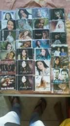 50 cds originais gospel