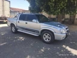 S10 4x2 cab dupla 2003 Diesel - Novinha - 2003