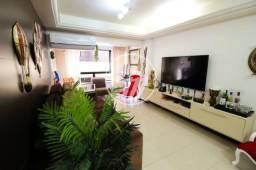 Apartamento bem localizado com 109 m², 3/4 (sendo 01 suíte), na Ponta Verde. REF: V566