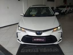 Corolla Altis Premium Hybrid 1.8 AT Teto Solar 2020