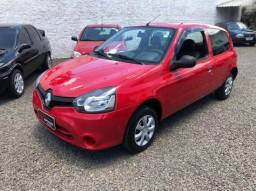 CLIO 2013/2014 1.0 AUTHENTIQUE 16V FLEX 2P MANUAL
