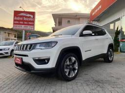 Jeep Compass Longitude 2.0 Flex 4x2 AUT 2020.