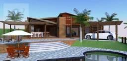 Casa com 3 dormitórios à venda, 200 m² por R$ 720.000,00 - Residencial Monte Belo - Santo