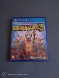 Jogo ps4 borderlands 3