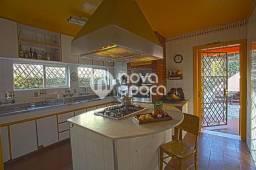 Casa à venda com 5 dormitórios em Cosme velho, Rio de janeiro cod:BO6CS15318