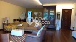 Apartamento à venda com 4 dormitórios em Cosme velho, Rio de janeiro cod:BO4AP31429