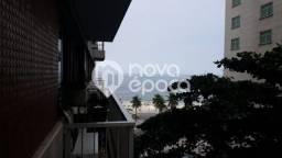 Apartamento à venda com 4 dormitórios em Copacabana, Rio de janeiro cod:CO4AP34003