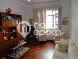 Casa de vila à venda com 2 dormitórios em Tijuca, Rio de janeiro cod:AP2CV40493