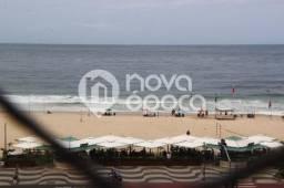 Apartamento à venda com 3 dormitórios em Copacabana, Rio de janeiro cod:IP3AP16483