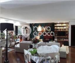 Apartamento à venda com 4 dormitórios em Santa teresa, Rio de janeiro cod:IP4AP38974
