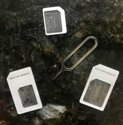 Adaptador de chip para celular