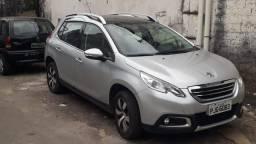 Peugeot 2008 1.6 16v flex griffe 4p 2016 - 2016