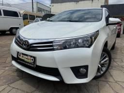 Toyota Corolla XEI 2.0 2015 unico dono