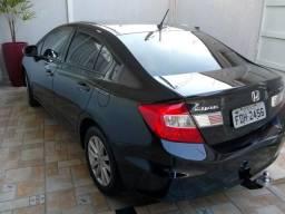 Honda Civic Lxl 77 mil km - 2013