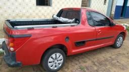 Peugeot hoggar 1.4 xline - 2012