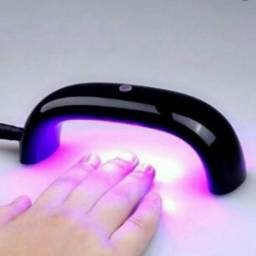 Secador de unhas UV LED 9W