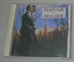 CD Trilha Sonora Original Perfume de Mulher