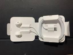 Fones Apple + Adaptador