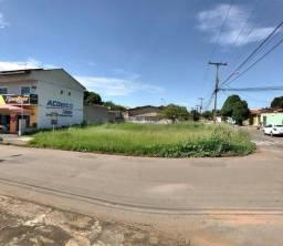 Lote comercial de esquina - Setor Rio Formoso