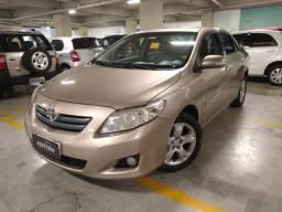 Corolla 2008/2009 1.8 Xei 16V Flex 4P Automatico - 2009