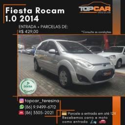 Fiesta Rocam 1.0 2014 - 2014