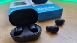Fone De ouvido Xiaomi Redmi AirDots Bluetooth (novo)