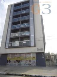 Kitnet com 1 dormitório para alugar, 48 m² por R$ 1.100,00/mês - Centro - Pelotas/RS