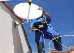 Instalação de antena