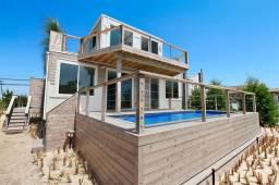 Casa na Praia de Container