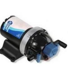 Bomba de Pressurização Jabsco Ultra Água Doce e Salgada 7.0 GPM 12v