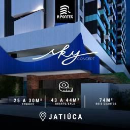 Oportunidade! Sky Concept- 45,76M² - Jatiuca - POR:R$464.198