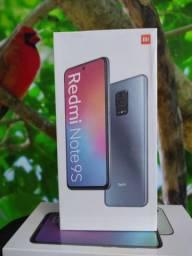 P*E*R*F*E*I*T*O da Xiaomi!! Redmi Note 9S  NOVO lacrado com Garantia Entrega imediata
