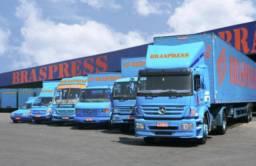Braspress contrata Van para distribuição em Varginha e Região