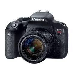 Câmera Cânon - T7i