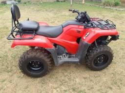Quadriciclo Honda 420 cc 4x4 four trax