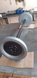 Barra 18 kgs 200 reais