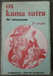 Livro: Os Kama Sutra de Vatsyayana<br>