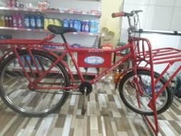 Vendo bicicleta cargueira, 550