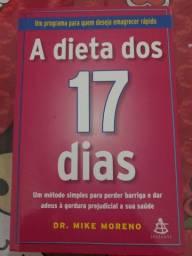 Livro A dieta dos 17 dias