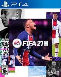 FIFA 21 Ps4 (Entrego) Parcelo