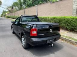 Saveiro G5 Trend ano 2012, cabine simples, completa, pneus novos, único dono