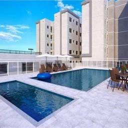 Apartamento com 2 quartos em São Gonçalo