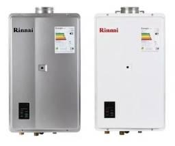 Instalação de aquecedor e boiler