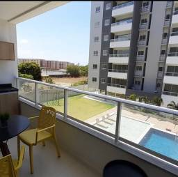 Apartamento pronto para morar no centro do Eusébio .