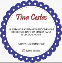 Tina cestas