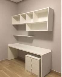 Título do anúncio: Móveis /escritório sob medidaBalcão/armário/mesa/gaveteiro/prateleira multiuso