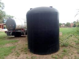 Caixa dagua, 20 mil litros polipropileno sem uso